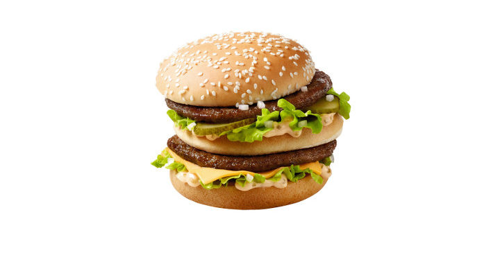 Big Mac als Marke