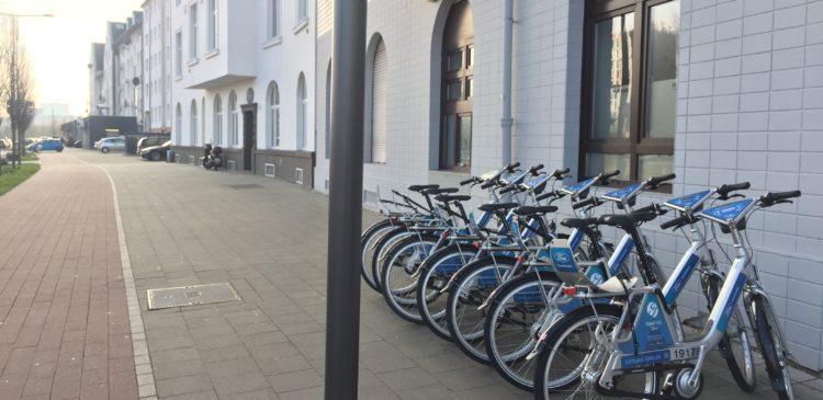 FordPass Bikesharing Fahrräder von Ford